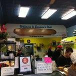 Photo taken at Sarcone's Deli by Jon-Jon G. on 2/26/2012