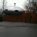 Photo taken at Ufo House by Brooke S. on 1/11/2012