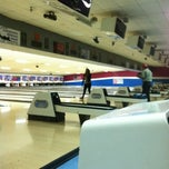 Photo taken at PLAMOR BOWLING CENTER by Jarrod P. on 10/5/2011