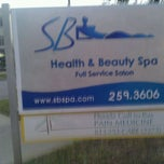 Photo taken at SB Health & Beauty Spa by ☞ Greg W. on 10/24/2011