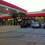 Photo taken at GATE Gas Station #1217 by Matthew L. on 3/8/2011