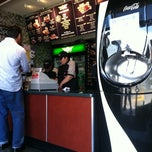 Photo taken at Wingstop by Gail S. on 10/24/2011