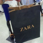 Photo taken at Zara by Lyz S. on 9/25/2011