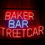 Photo taken at Baker Streetcar Bar by Timothy H. on 8/17/2011