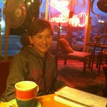 Photo taken at Cahoots Coffee Bar by Sasha O. on 3/13/2012