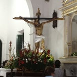 Photo taken at Iglesia Cristo del Buen Viaje by Leiki H. on 6/3/2012