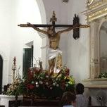 Photo taken at Iglesia Cristo del Buen Viaje by Leiki H. on 6/3/2012