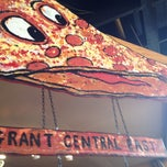 Photo taken at Grant Central Pizza by Carlton M. on 6/8/2012