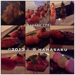 Photo taken at Hamasaku by i 💕 on 11/16/2013