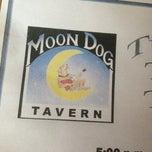 Photo taken at Moon Dog Tavern by Chris R. on 8/14/2013