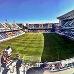 Photo taken at Estadio Ramón de Carranza by Staing P. on 4/14/2013