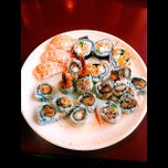 Photo taken at Tokyo Sushi Buffet by Miko on 5/15/2014