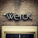 Photo taken at Werck by Phil D. on 3/31/2013