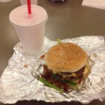 Photo taken at Five Guys by Andy on 7/16/2013