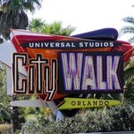 Photo taken at Universal CityWalk by djecee on 5/22/2013