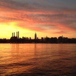 Photo taken at North 5th St Pier by Eva G. on 7/16/2013