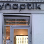 Photo taken at Synoptik by Hans-Henrik T O. on 12/4/2012