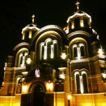 Photo taken at Володимирський собор / Volodymyrsky Cathedral by Yaroslav . on 5/3/2013
