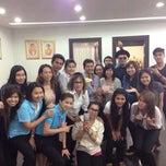 Photo taken at ธนาคารออมสิน   สาขาราชดำเนิน by MiiznamAoy C. on 1/13/2014