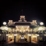 Photo taken at Walt Disney World Railroad - Main Street Station by Adolfo C. on 5/14/2013