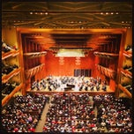 Photo taken at Avery Fisher Hall at Lincoln Center by Luis S. on 1/20/2013