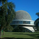 Photo taken at Planetario Galileo Galilei by Arash N. on 5/16/2013