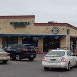Photo taken at Starbucks by Diedra H. on 10/7/2012