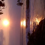 Photo taken at Pantai Padang by Sherly W. on 8/26/2013