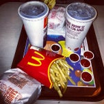 Photo taken at McDonald's by Alexis on 12/7/2012