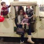 Photo taken at Syracuse National Guard Armory by Seth C. B. on 12/15/2013