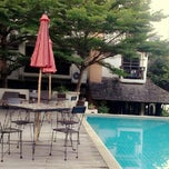 Photo taken at Rainforest Boutique Hotel Chiang Mai by Kating Y. on 4/25/2013