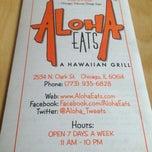Photo taken at Aloha Eats by Liz L. on 4/6/2013