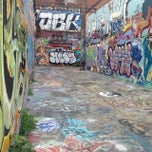 Photo taken at Graffiti Warehouse by Keith E. on 7/19/2014