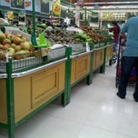 Photo taken at Supermercado Cidade Canção by Adalto d. on 8/24/2013