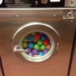 Photo taken at Sunshine Laundry & Pinball Emporium by David W. on 8/31/2013