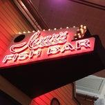 Photo taken at Ivar's Fish Bar by Jeff Cruz T. on 7/22/2013