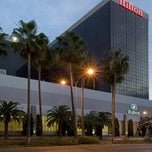 Photo taken at Hilton Los Angeles Airport by Stringfellow F. on 3/25/2013