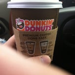 Photo taken at Dunkin' Donuts by Antonio M. on 11/27/2011