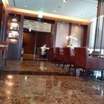 Photo taken at Westin Chosun Executive Lounge by Hiro on 4/13/2013