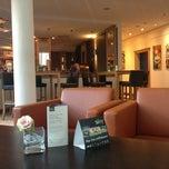 Das Foto wurde bei Sheraton Munich Airport Hotel von Konstantin R. am 6/13/2013 aufgenommen