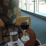 Photo taken at Emirates Lounge by Lee on 4/6/2015