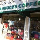 Photo taken at Starbucks by Geoff D. on 11/22/2012