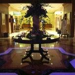 Photo taken at Sheraton Riyadh Hotel & Towers by Yaqoob B. on 10/12/2012