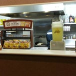 Photo taken at Penn Station East Coast Subs by Clint K. on 3/5/2013