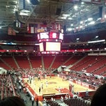 Photo taken at PNC Arena by Elizabeth O. on 2/2/2013