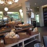 Photo taken at Hendon Bagel Bakery by Michael T. on 1/28/2014