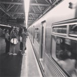 Photo taken at Estação Brás (Metrô) by Rafael F. on 3/28/2013