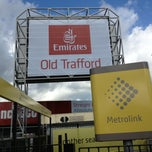 Photo taken at Old Trafford Cricket Ground by Kelly Hannon - Dalby on 8/3/2013