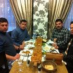 Photo taken at Adana Metrelik Kolcu Kebap by Bülent F. on 12/26/2012