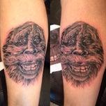 Photo taken at Kane Pa by Bob Price Tattoo Artist T. on 12/15/2014